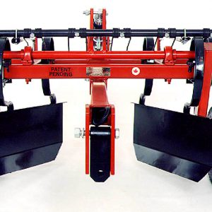 Quadivator Cultivator ATV Attachment - Hilling Moldboards
