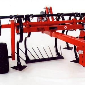 Quadivator Cultivator ATV Attachment - Potato Digger