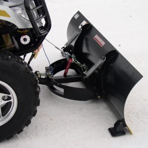 Quadivator EZ Pivot Snow Blade for ATV & UTV