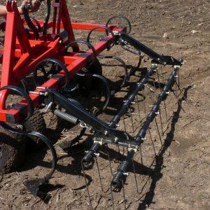 Quadivator ATV UTV Attachment Cultivator Harrows