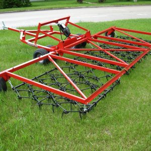 Quadivator ATV UTV Attachment Harrow