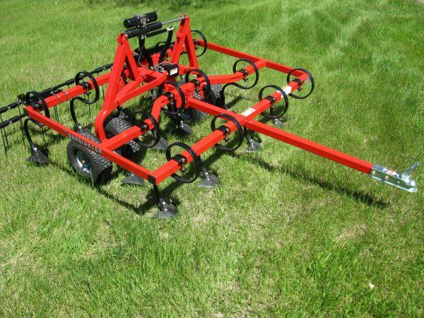 Quadivator ATV UTV Attachment Cultivator