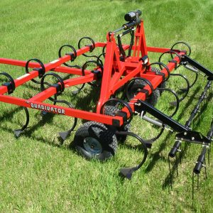 Quadivator ATV UTV Attachment Cultivator Harrows