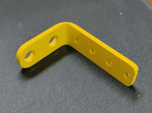 2-hole hitch plate