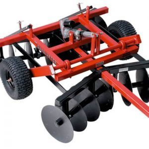 Quadivator ATV Attachment Tandem Disc