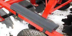 Quadivator Tandem Disc Plow Weights