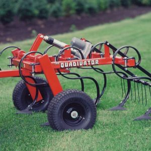 Deluxe Quadivator Cultivator Muli-purpose ATV Implement