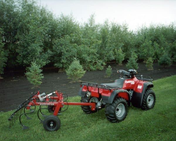 Deluxe Quadivator Cultivator Muli-purpose ATV Implement